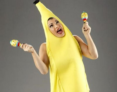 Because really, if you were to ever dress up as something... it'd be a banana.