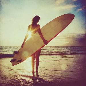 Oooohhh surferrrr girrrrl...