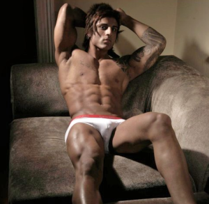 I don't mind Zyzz as a person, but really.