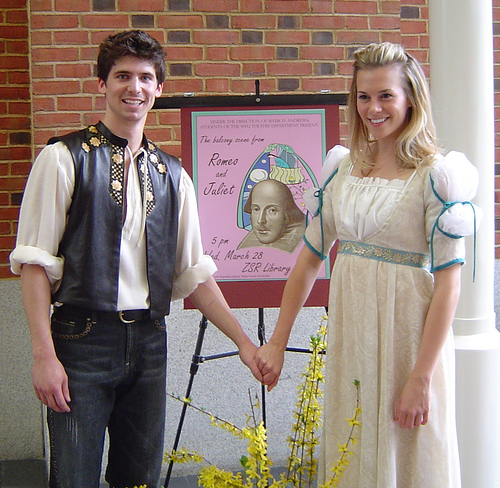 Don't be fooled by these young actors. They are misleading you! (CREDIT: Z. Smith Reynolds Library Flickr)