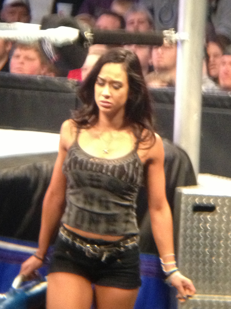 aj lee | widow's lure