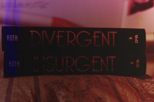 Divergent was originally a novel written by Veronica Roth. (SOURCE: Naud/'s Flickr photostream)