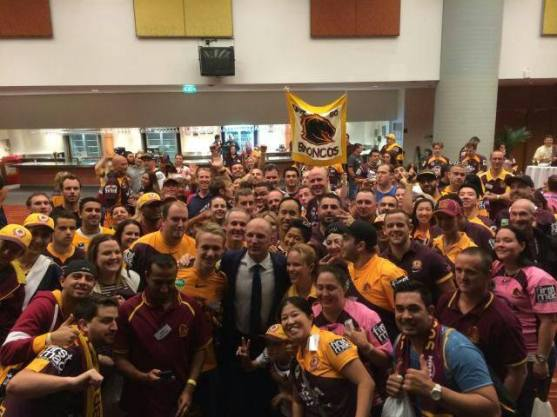 That's my team. (SOURCE: Brisbane Broncos)