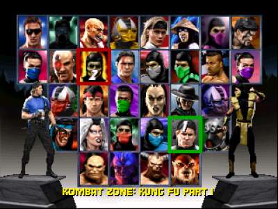 These are the only kinds of games I want to see people playing. Specifically as Mileena.